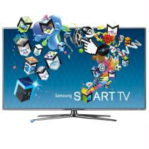 TV smart SAMSUNG LED 55 polegadas Full HD 3D Ref.:UN55D7000
