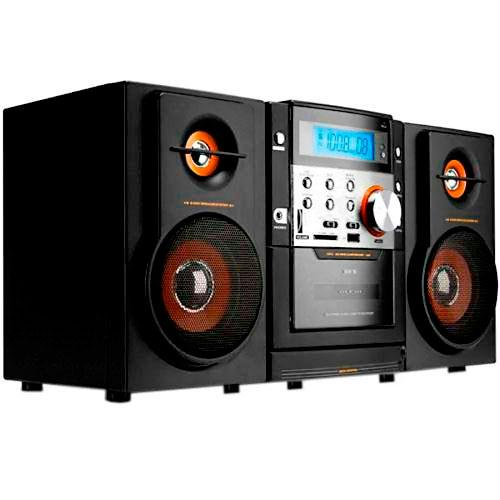 Micro System NKS com CD, MP3 e USB Ref.:PCD-3005