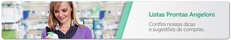 Farmácia Angeloni - Listas Prontas